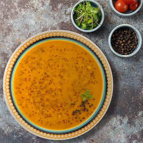 Creme de Cabotiá com Quinoa Vermelha, 460 g