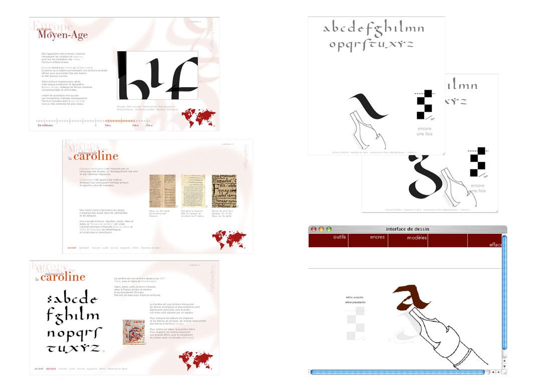 Calligraphies du monde