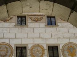 Entrance of the Jesuite Seminar
