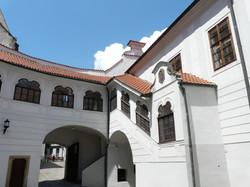 Prelate's house in Cesky Krumlov