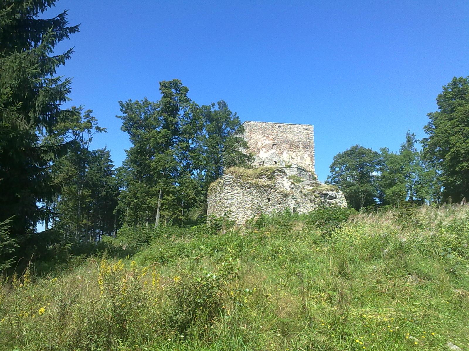 Vitkuv hradek