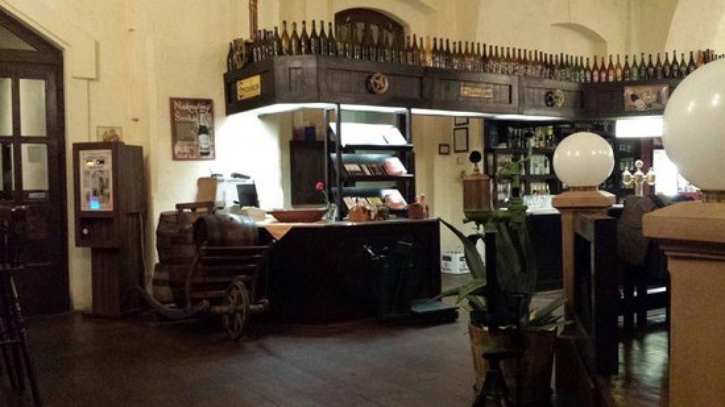 Pivnice Krumlov