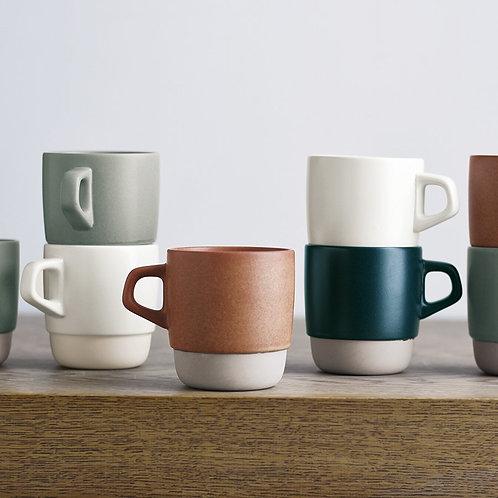 kinto stacking mugs