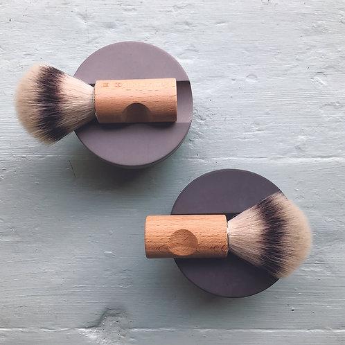 concrete shaving set