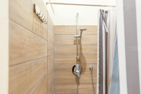 Il bagno delle camerate