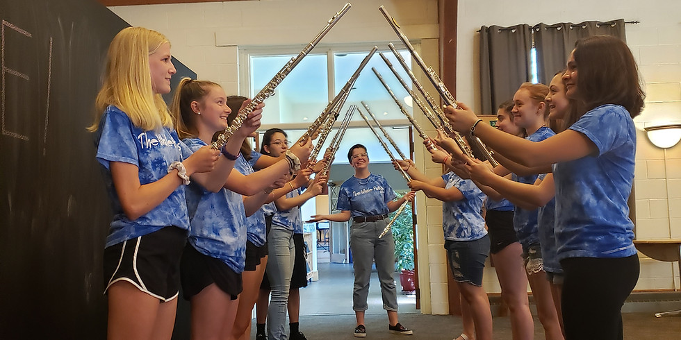 The Whole Flutist Summer 2021 Flute Camp