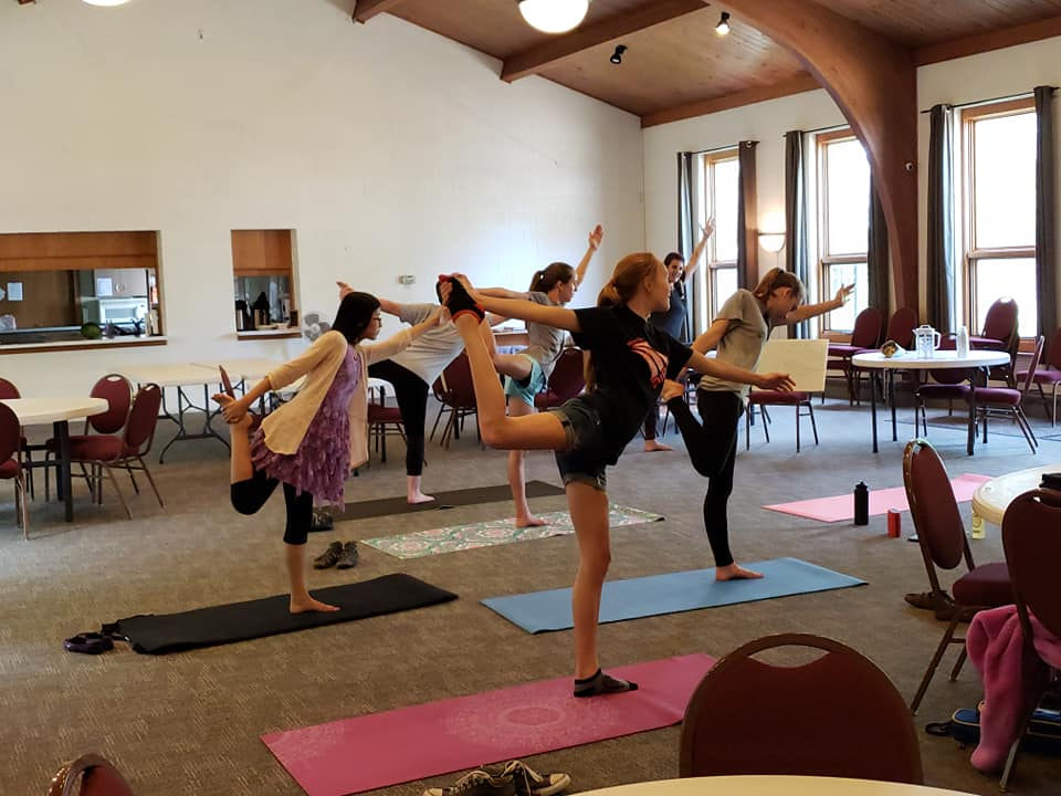 Yoga for Flutists with Alyssa Childs