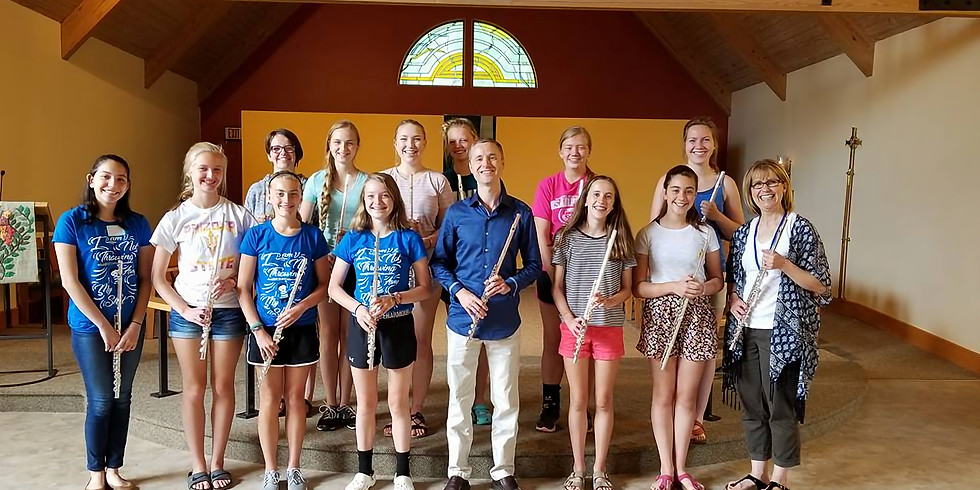 The Whole Flutist High School Camp
