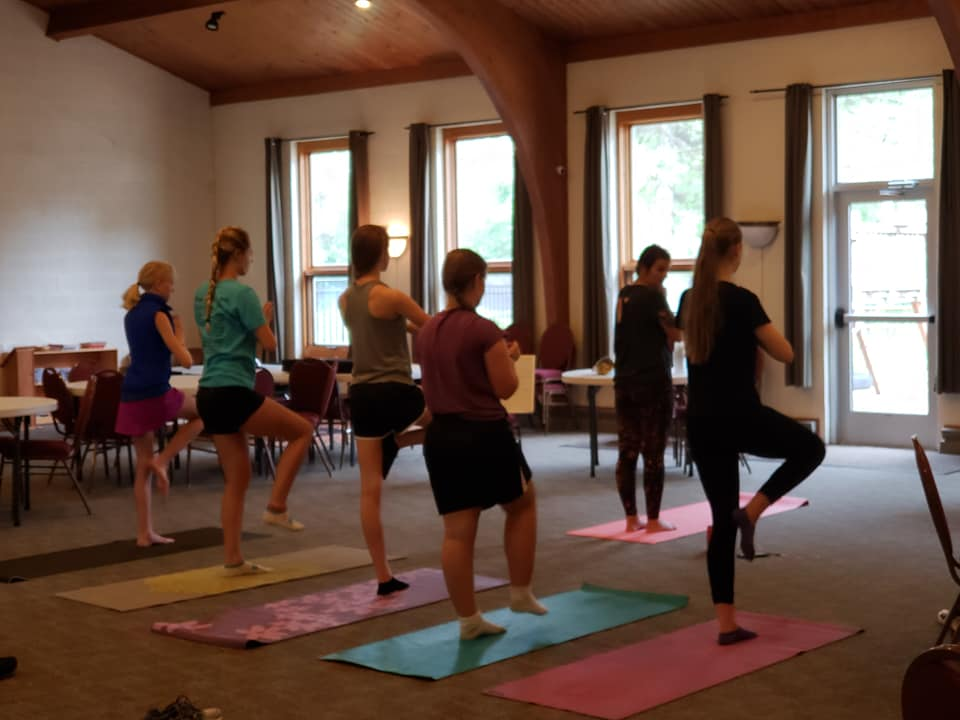 Yoga for Flutists w/Alyssa Childs