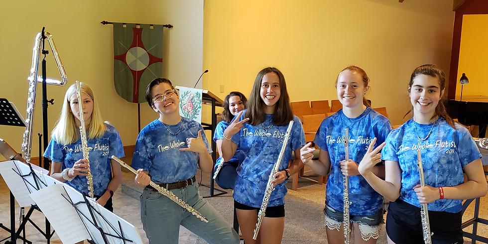 The Whole Flutist Summer Camp