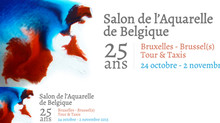 Salon de l'aquarelle de Belgique