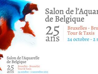 Salon de l'aquarelle de Belgique