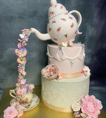 Custom Cakes - Celebrations by Lisa