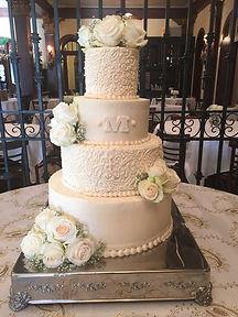 Wedding Cake - Celebrations by Lisa