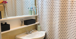 5 (Mostly Temporary) Updates for a Rental Bathroom