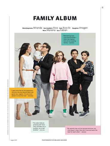 Family Circle Family Album August 2019