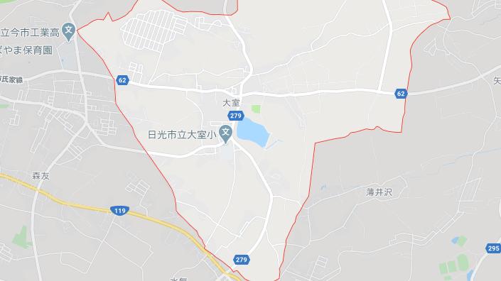 栃木111_日光市大室1