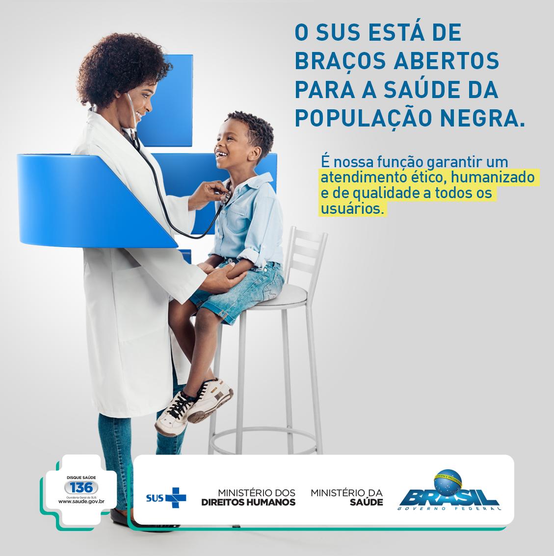 Ministério da Saúde - Saúde