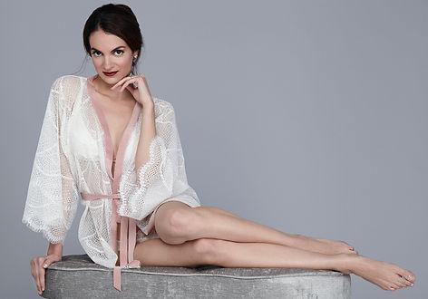 Silk Babydoll Nightgown