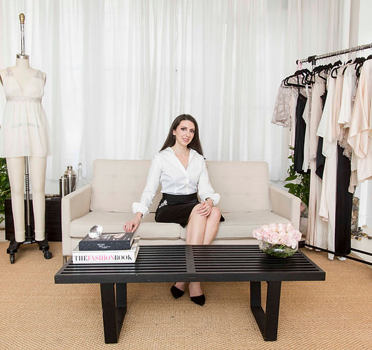 Maggie Gillette Fashion Designer