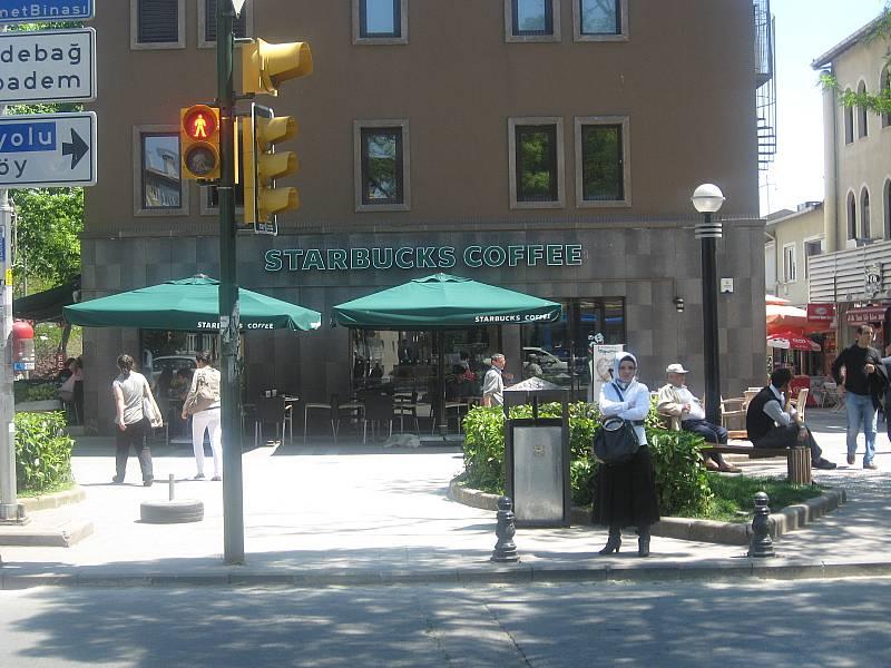 Starbucks Koşuyolu