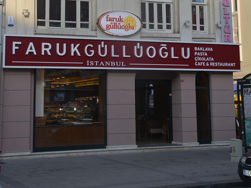 Faruk Güllüoğlu Fatih