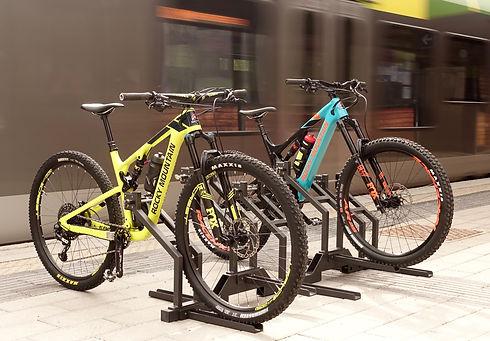 Bike Safe Fahrradständer Modul 5 Rastrel