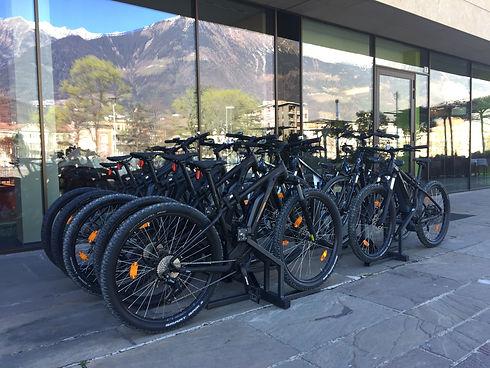 Bike Safe Fahrradständer Modul 5 kombini