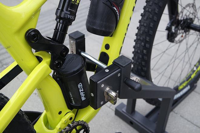 Bike Safe Fahrradständer Modul 5 Riegel