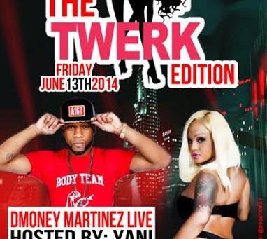 Dmoney Martinez Live! June 13th
