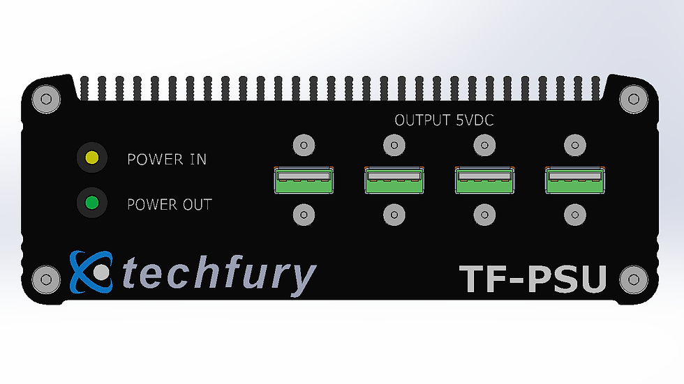 TF-PSU-108W : Rugged Power Supply - 108W