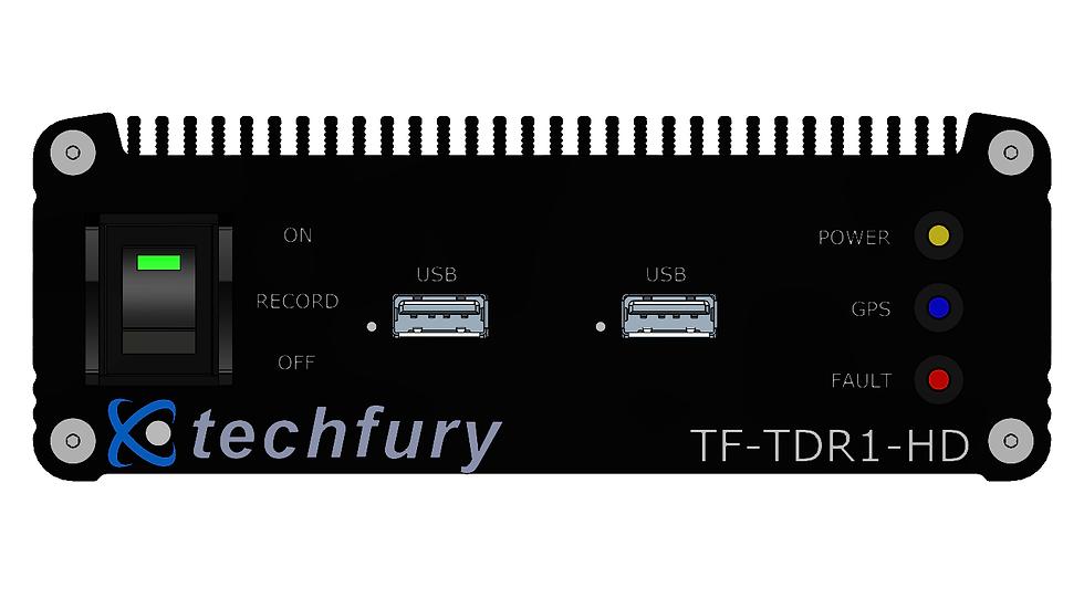 TF-TDR1-HD: Single Channel SDI DVR