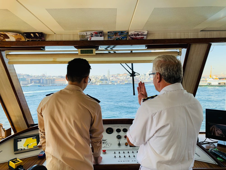 How TF-HCF-CAM Can Help Marine Charters