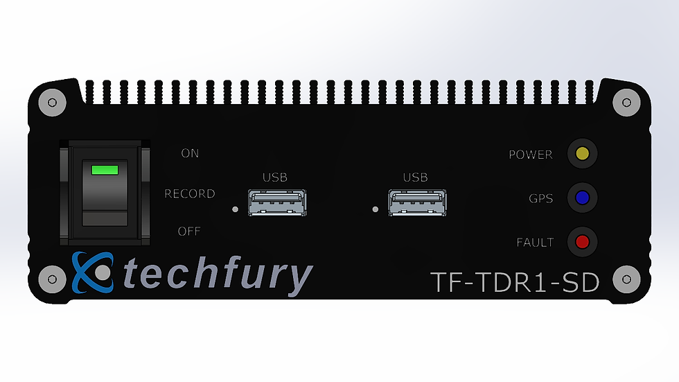 TF-TDR1-SD : Single Channel Analog DVR