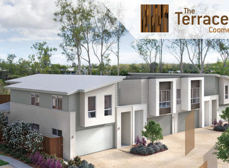 Coomera Terraces, a sound property investment opportunity! 4 Bedroom from $495,000