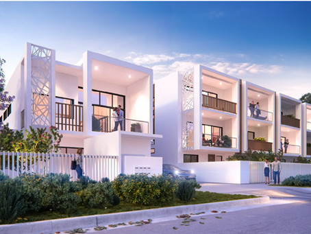 Terrace Luxury Homes in Morningside Queensland – they have the location, the style & the amenities!