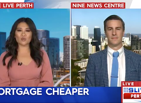 First time in recorded history, it is actually cheaper to buy the house you are renting in Perth!