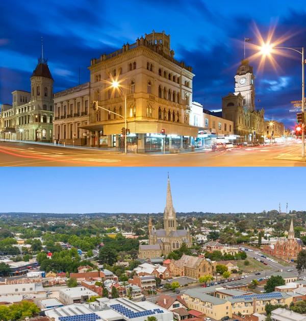 Property hotspots Bendigo and Ballarat in Victoria 2019