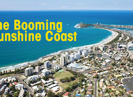 The booming Sunshine Coast! Why property investors have Queensland in their sights