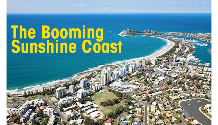 The booming Sunshine Coast for Property Investors
