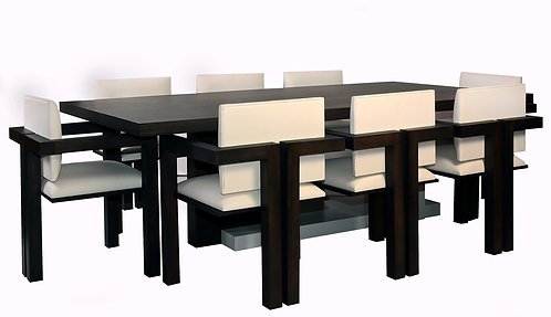 New York Dining Suite (8 Seater)