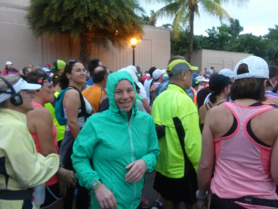Key West Half Marathon - January 2016