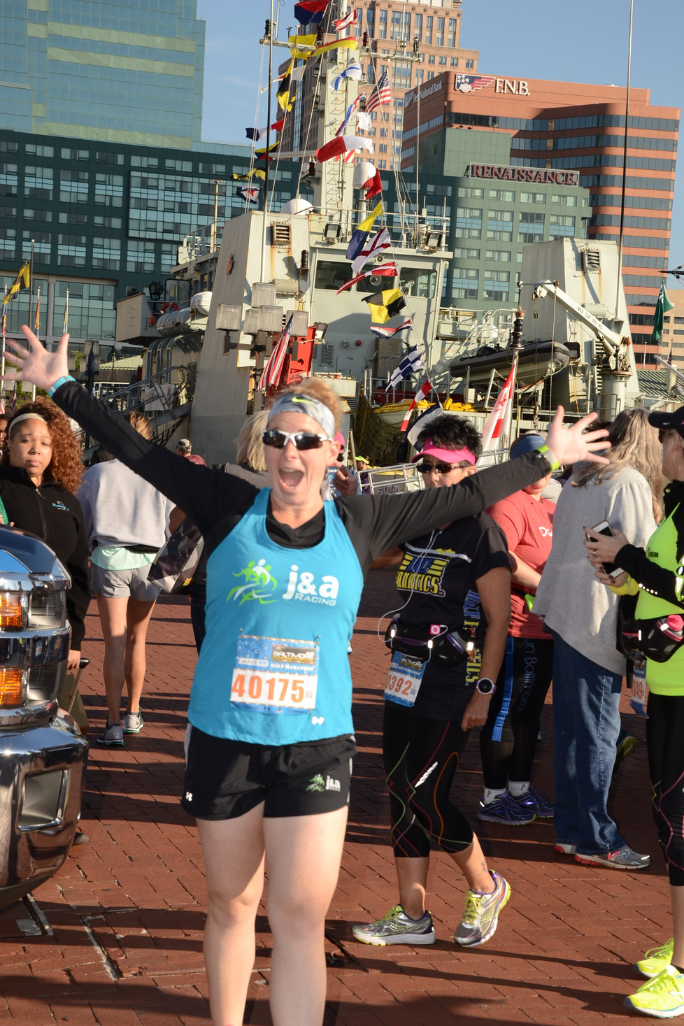 Baltimore Half Marathon 2016