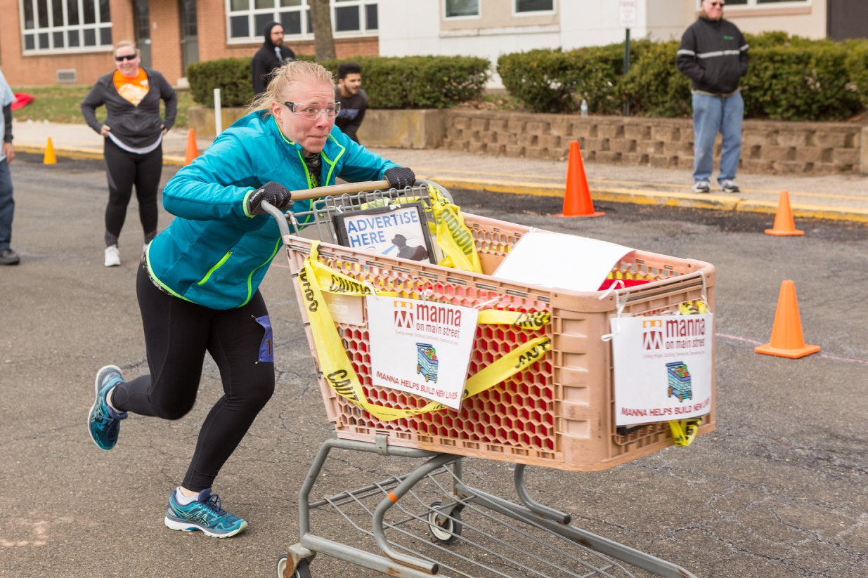 Race to Help End Hunger