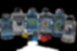 Под заказ Бутылочка с индивидуальным логотипом ПЭТ Штоф 0,62 л. и 0,31 л. Гремячев ключ.