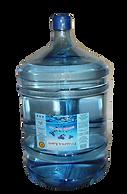 Живая ключевая вода с серебром 19 л. Гремячев ключ