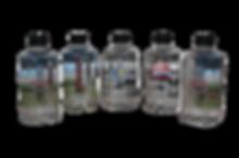 Индивидуальная бутылка ПЭТ Штоф 0,62 л. и 0,31 л. Гремячев ключ