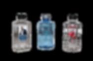По заказу Индивидуальная бутылочка ПЭТ Штоф 0,62 л. и 0,31 л. Гремячев ключ