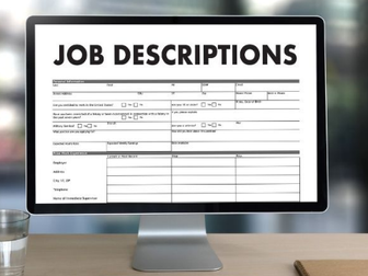 The Top 10 Benefits of Job Descriptions for Your Small Business