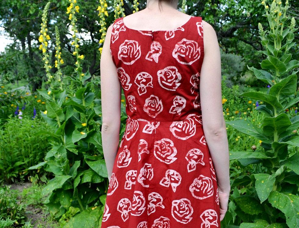 Šaty Rozárium